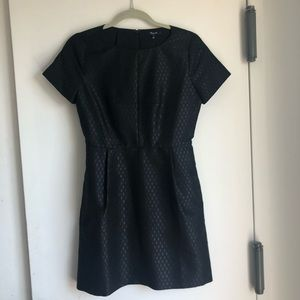 Madewell black party dress - perfect condition!
